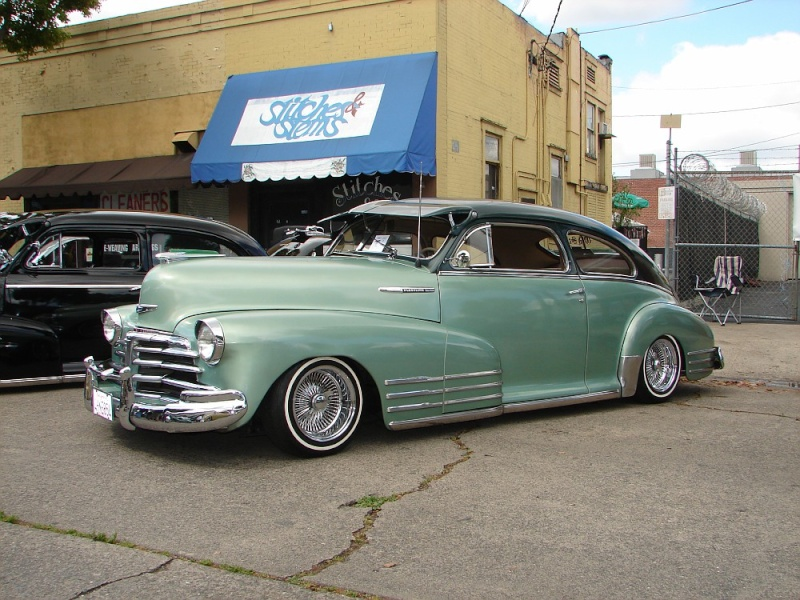 "'48 Chevrolet Fleetline ""Fat Mama's Bomba"" (Galaxie) [STANDBY] 04230612"