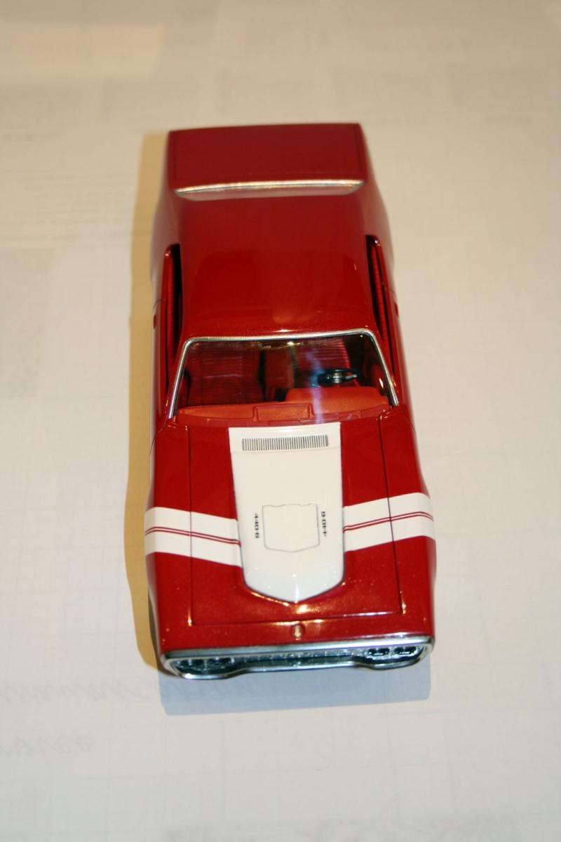"'71 Plymouth GTX ""Bloody Machine"" (Monogram) [Terminée] 1013"