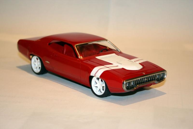 "'71 Plymouth GTX ""Bloody Machine"" (Monogram) [Terminée] 113"