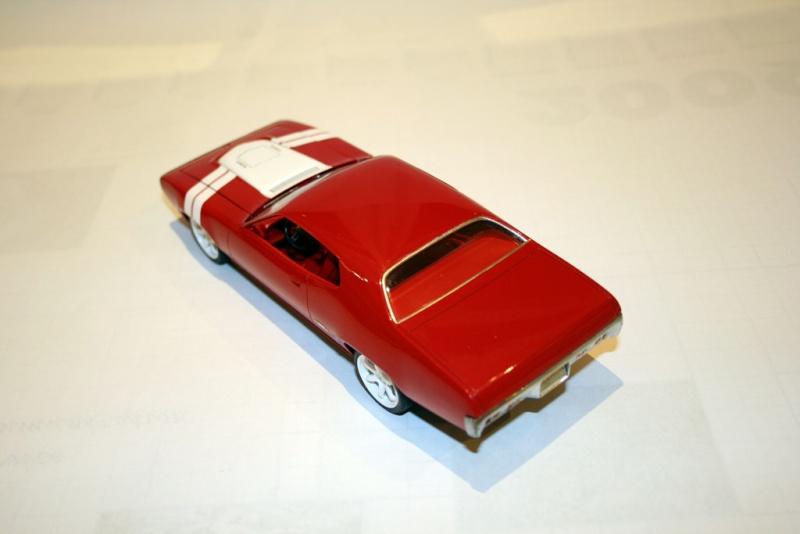 "'71 Plymouth GTX ""Bloody Machine"" (Monogram) [Terminée] 1211"