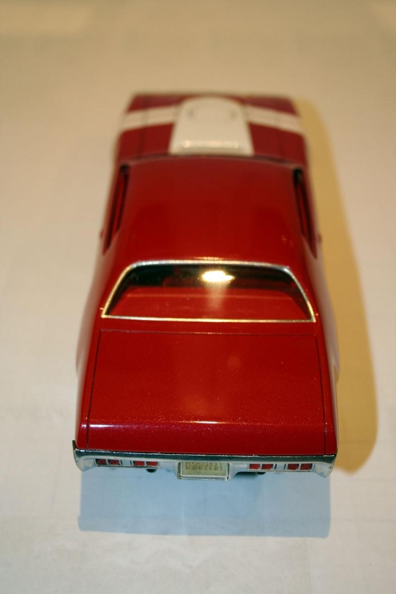 "'71 Plymouth GTX ""Bloody Machine"" (Monogram) [Terminée] 1311"
