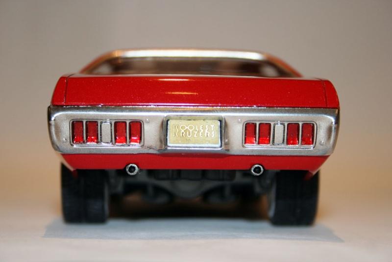 "'71 Plymouth GTX ""Bloody Machine"" (Monogram) [Terminée] 1411"