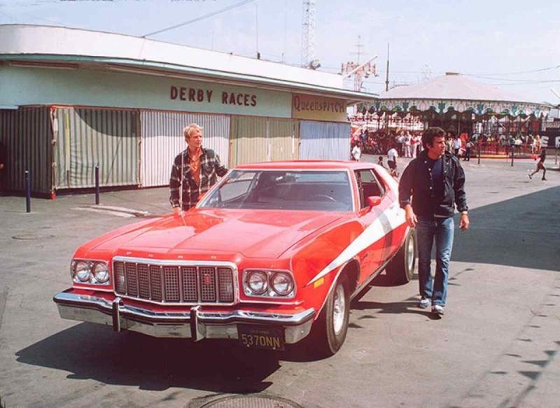 S&H Torino (MCW) versus (Revell) 1975-g10