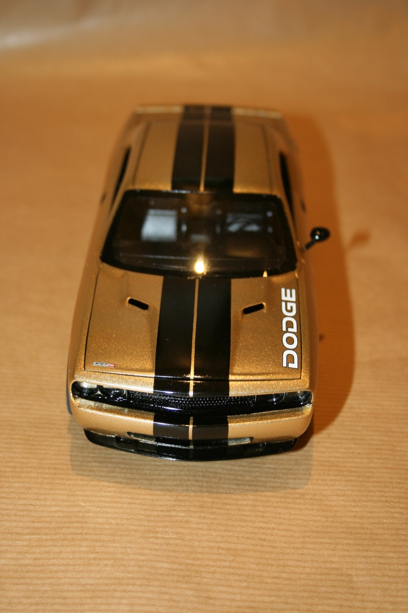 "'09 Dodge Challenger ""Ecstasy of Gold"" (Revell) [Terminé] 210"