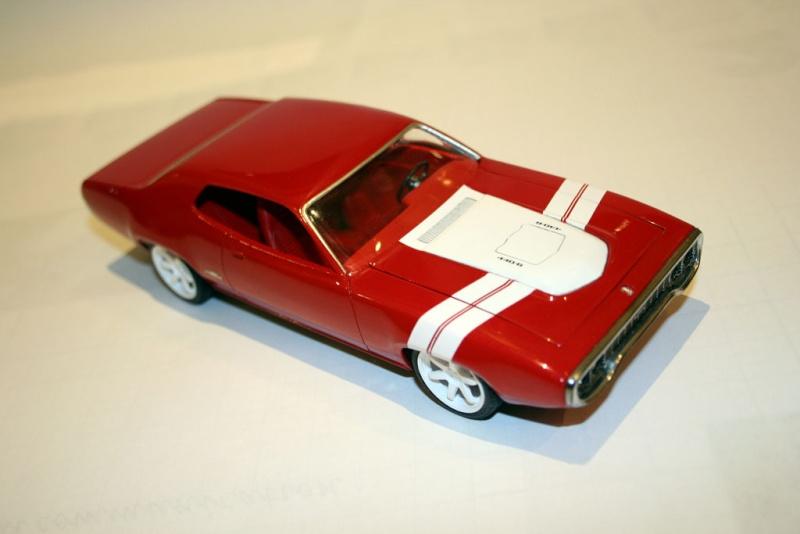 "'71 Plymouth GTX ""Bloody Machine"" (Monogram) [Terminée] 213"