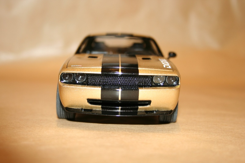 "'09 Dodge Challenger ""Ecstasy of Gold"" (Revell) [Terminé] 310"