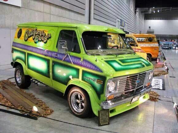 Van Chevy 75 (Vantasy) terminé 4ab85410
