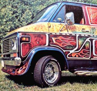 Van Chevy 75 (Vantasy) terminé 60501210
