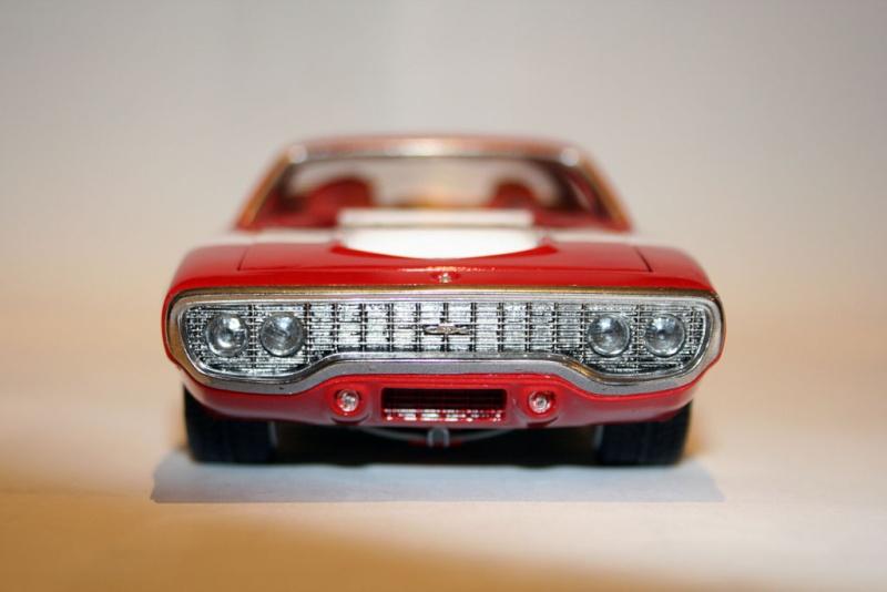 "'71 Plymouth GTX ""Bloody Machine"" (Monogram) [Terminée] 813"