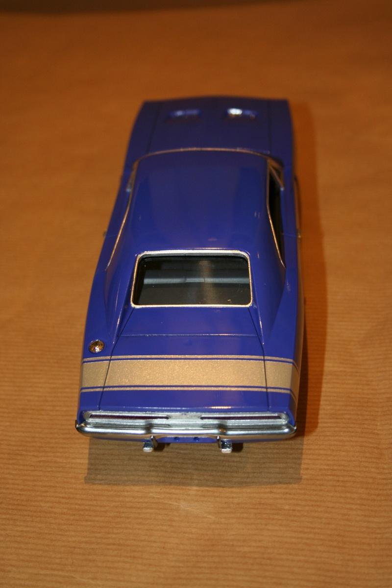 "'69 Dodge Charger ""Plum not so crazy"" (MPC) [Terminée] 911"
