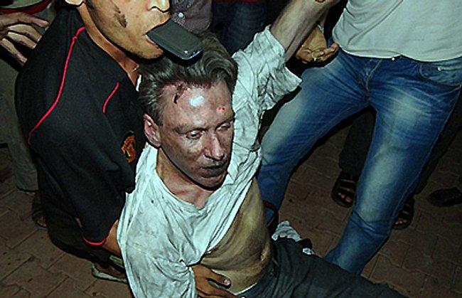 Le drame de Christopher Stevens, l'ambassadeur des États-Unis en Libye Christ10