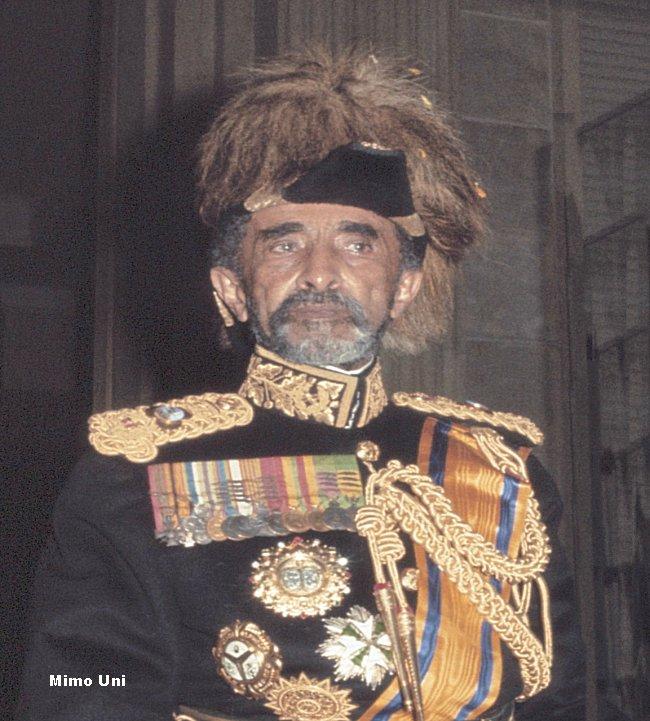 Le Drame de Haïlé Sélassié Empereur descendant du Roi Soleimane Haile_10
