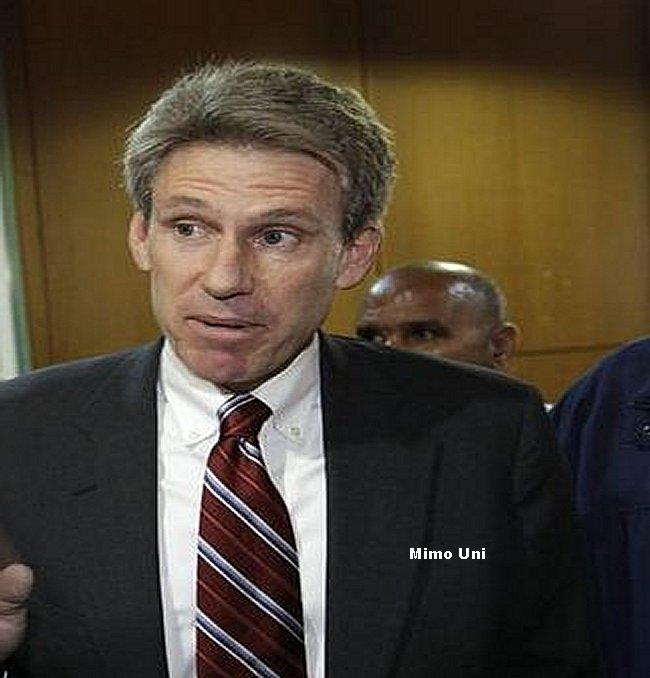 Le drame de Christopher Stevens, l'ambassadeur des États-Unis en Libye Hristo10