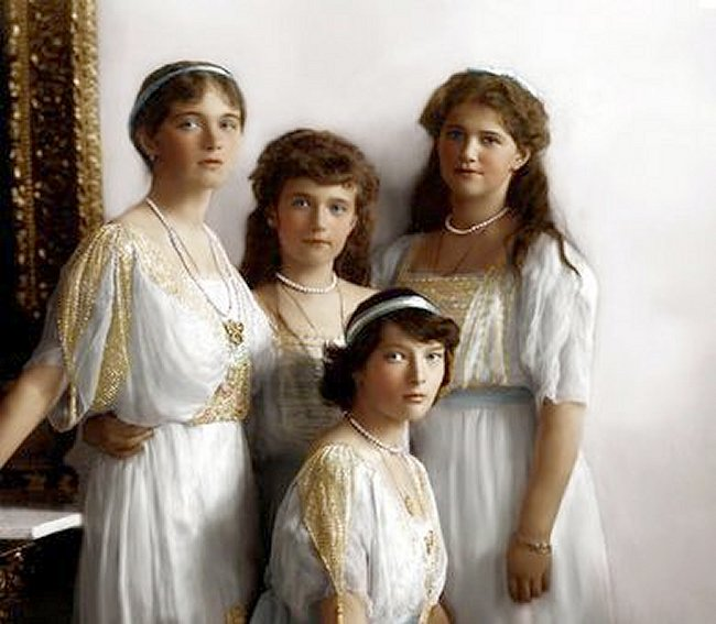 Le drame de Nikolas 2 tsar Russe et sa famille Nicola11