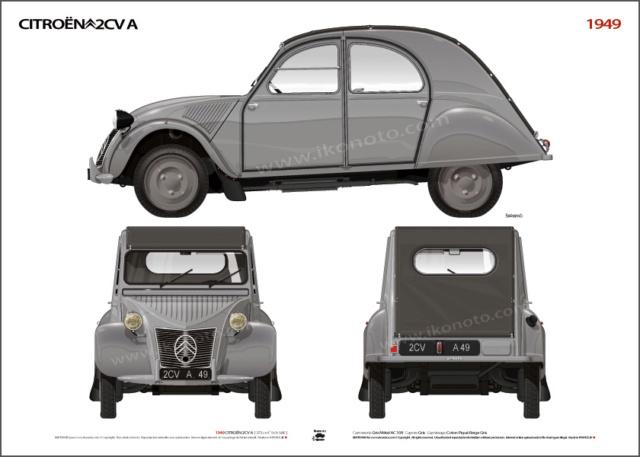 """Collection """"Les plus beaux modèles Citroën - Hachette 1/24ème - Page 2 1949-c10"""