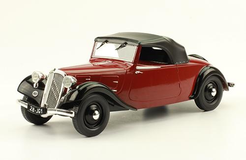 """Collection """"Les plus beaux modèles Citroën - Hachette 1/24ème - Page 4 6ct24f12"""