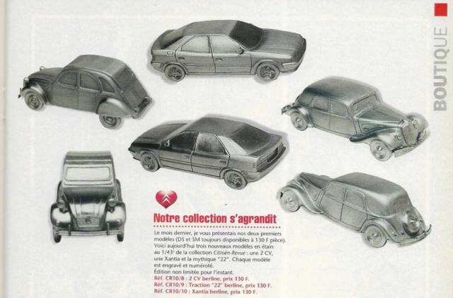Divers objets Citroën Citroz10