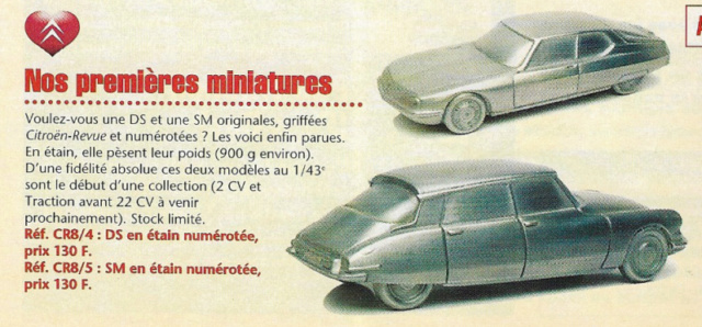 Divers objets Citroën Citroz11
