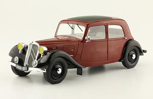 """Collection """"Les plus beaux modèles Citroën - Hachette 1/24ème - Page 3 N1710"""