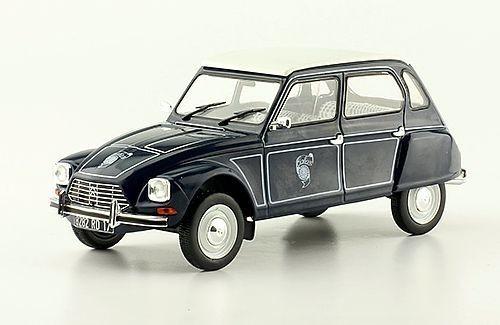 """Collection """"Les plus beaux modèles Citroën - Hachette 1/24ème - Page 3 N2010"""