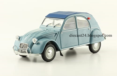 (test) collection 2cv 1/24 N211