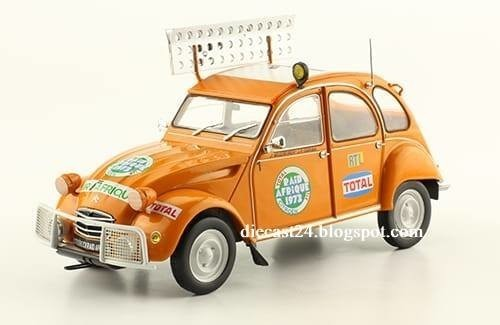 (test) collection 2cv 1/24 N311