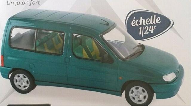 """Collection """"Les plus beaux modèles Citroën - Hachette 1/24ème - Page 5 S-l16017"""