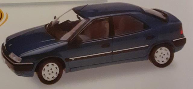 """Collection """"Les plus beaux modèles Citroën - Hachette 1/24ème - Page 5 Xantia10"""