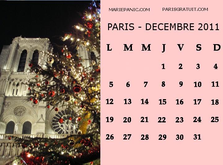 CALENDRIERS ORIGINAUX DES MOIS DE L ANNEE PAR ORDRE ALPHABETIQUE - Page 4 Decemb10