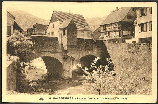 Cartes postales ville,villagescpa par odre alphabétique. Kayser10