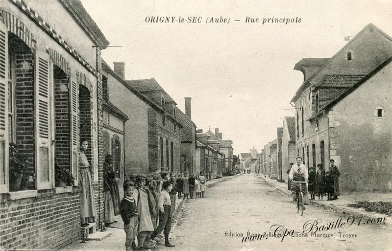 Cartes postales ville,villagescpa par odre alphabétique. - Page 2 Origny10
