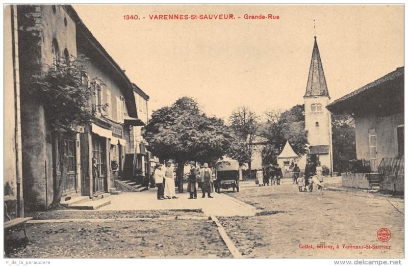 Cartes postales ville,villagescpa par odre alphabétique. Varenn10