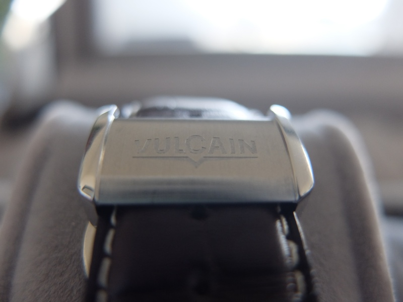 vulcain - Vulcain Cricket Aviator Dual Time. Dscf1712