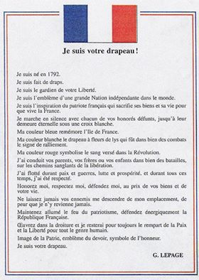 Honneur et Fidélité Drapea11