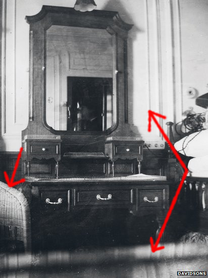 Un bureau dans le cabine de Thomas Andrews? Franci10