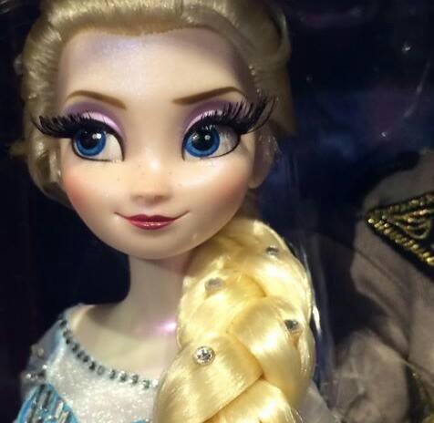 Disney Fairytale Designer Collection (depuis 2013) - Page 2 Elsa110