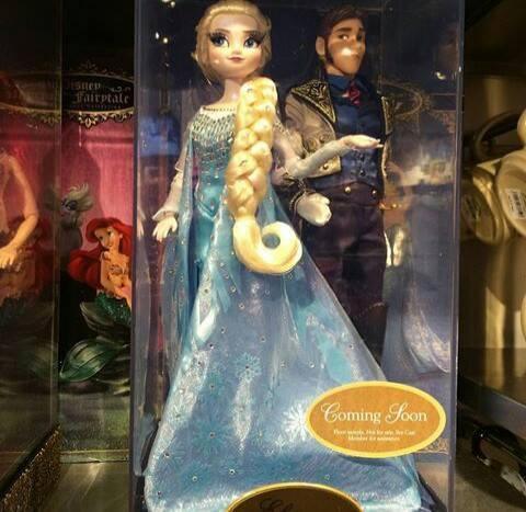Disney Fairytale Designer Collection (depuis 2013) - Page 2 Elsa310