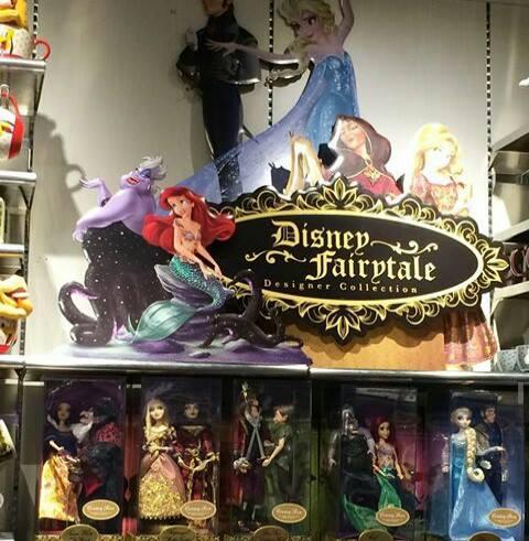 Disney Fairytale Designer Collection (depuis 2013) - Page 2 Tout10