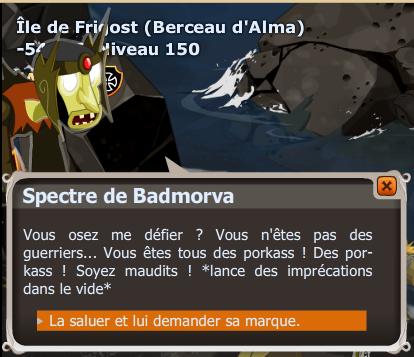 """Quêtes du succès """"Bleu Turquoise""""  !  Badmor12"""