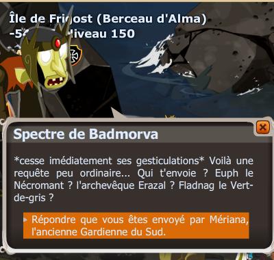 """Quêtes du succès """"Bleu Turquoise""""  !  Badmor13"""