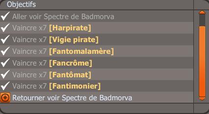 """Quêtes du succès """"Bleu Turquoise""""  !  Badmor15"""