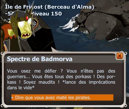 """Quêtes du succès """"Bleu Turquoise""""  !  Badmor16"""