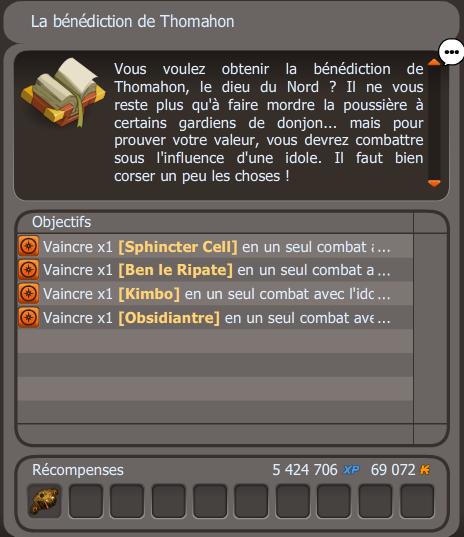 "Quêtes du succès ""Bleu Turquoise""  !  Benedi11"