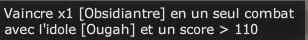 "Quêtes du succès ""Bleu Turquoise""  !  Benedi12"