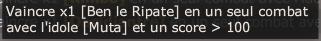 "Quêtes du succès ""Bleu Turquoise""  !  Benedi14"