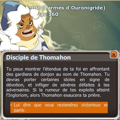 """Quêtes du succès """"Bleu Turquoise""""  !  Discip12"""