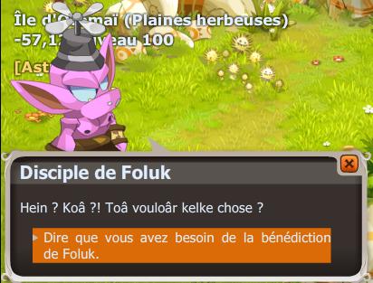 """Quêtes du succès """"Bleu Turquoise""""  !  Discip14"""