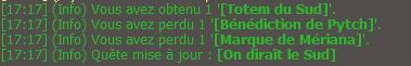 """Quêtes du succès """"Bleu Turquoise""""  !  Totemm11"""