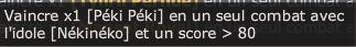 """Quêtes du succès """"Bleu Turquoise""""  !  Vitiqu13"""