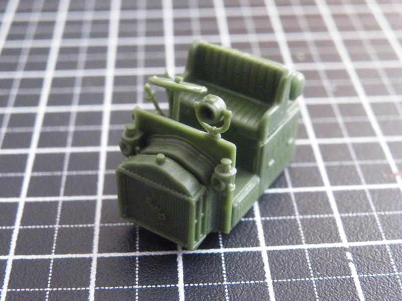 FWD Modell B 3-Tonner von Roden 1/72 Dscf2512